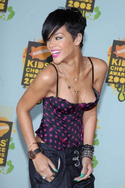 Rihanna - 'Stil benden sorulur'